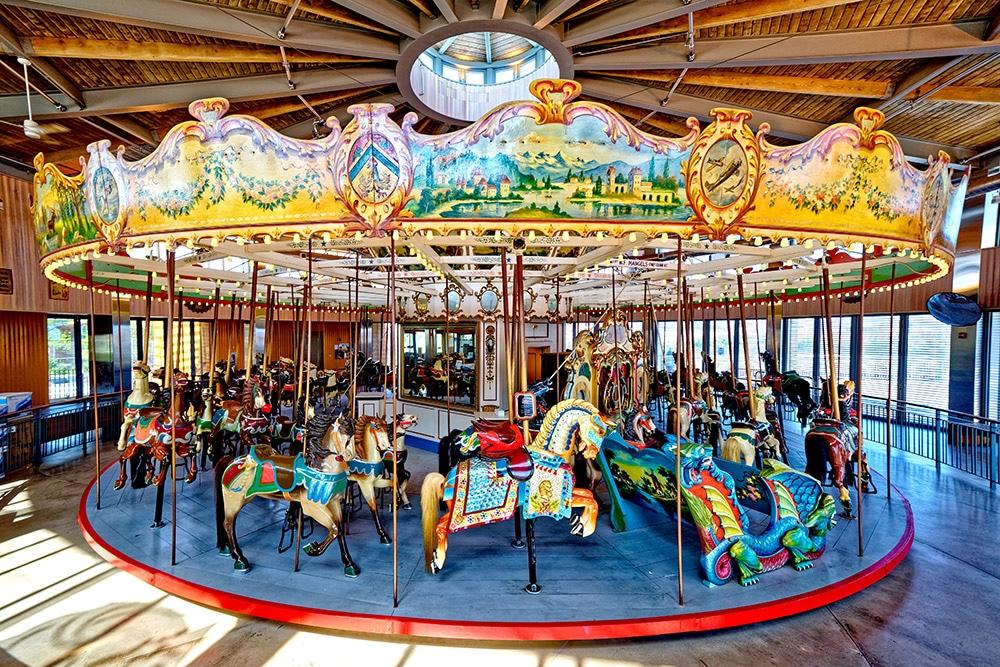 The National Amusement Park Historical Association Awards CAI and the Zamperla Family