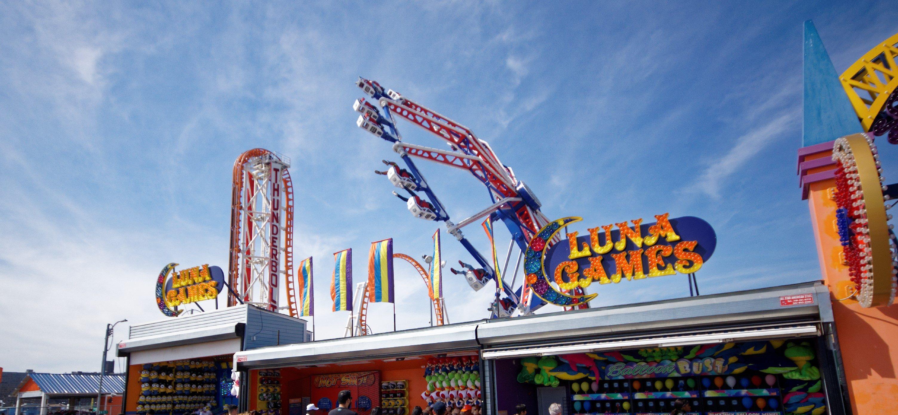 festival fun parks llc Corporate - Luna Park Coney Island