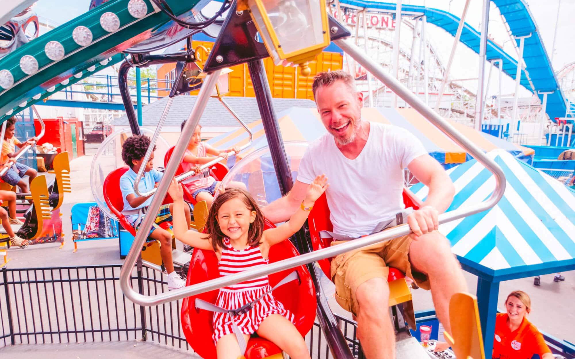 Park Map Luna Park Coney Island