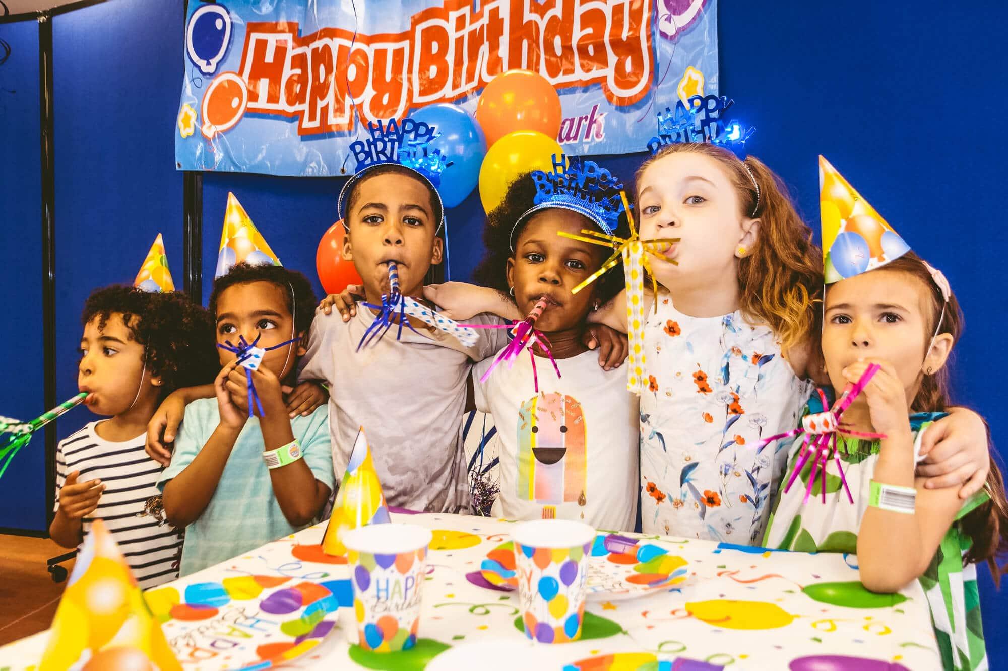 birthday celebrations luna park coney island