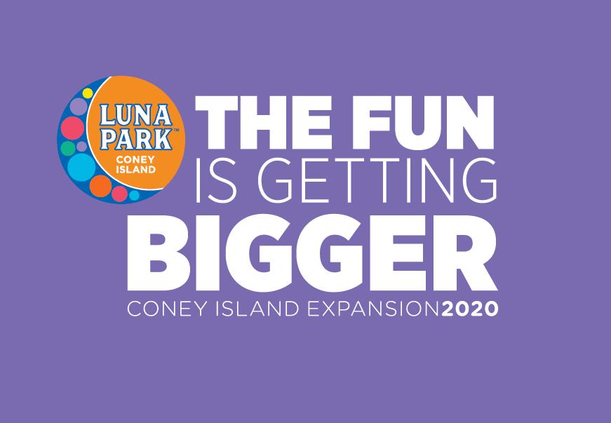 Luna Park NYC Expansion