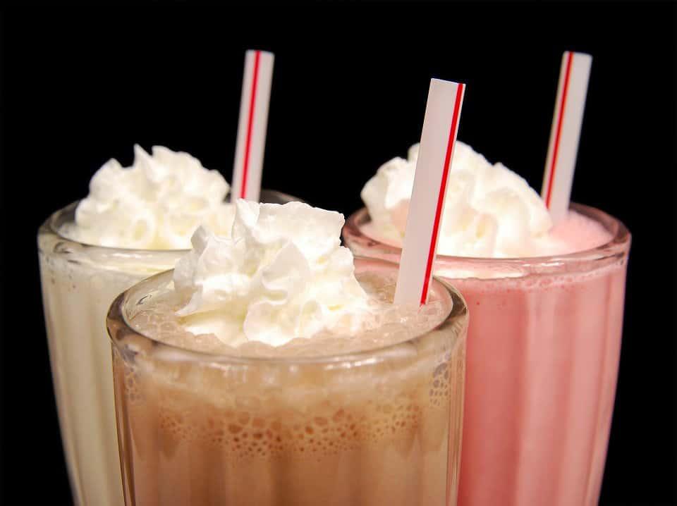 FlyWheel milk shake