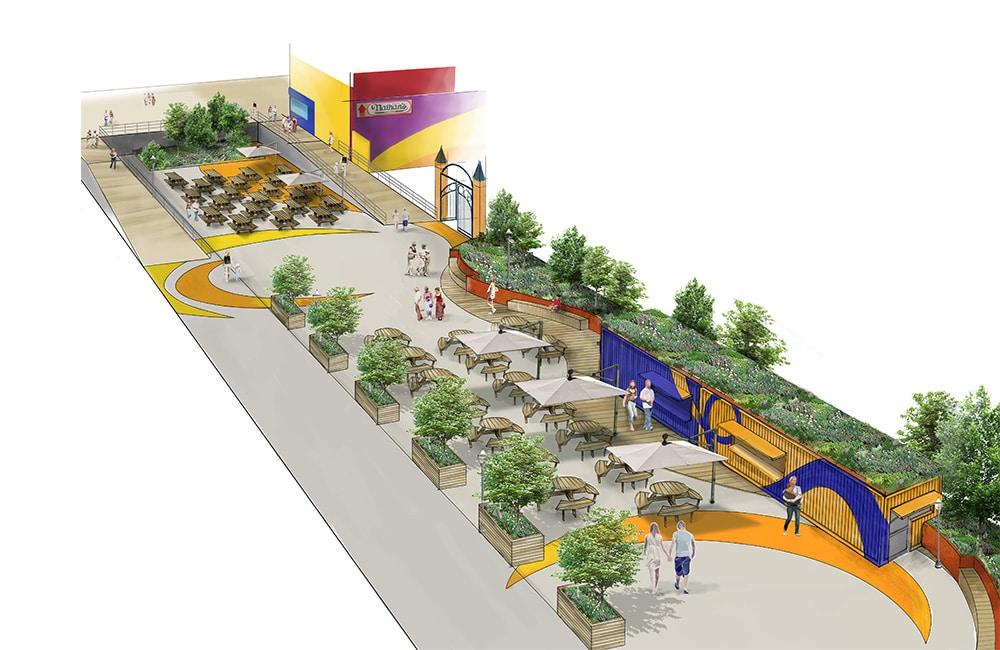 Luna Park Expansion 2020