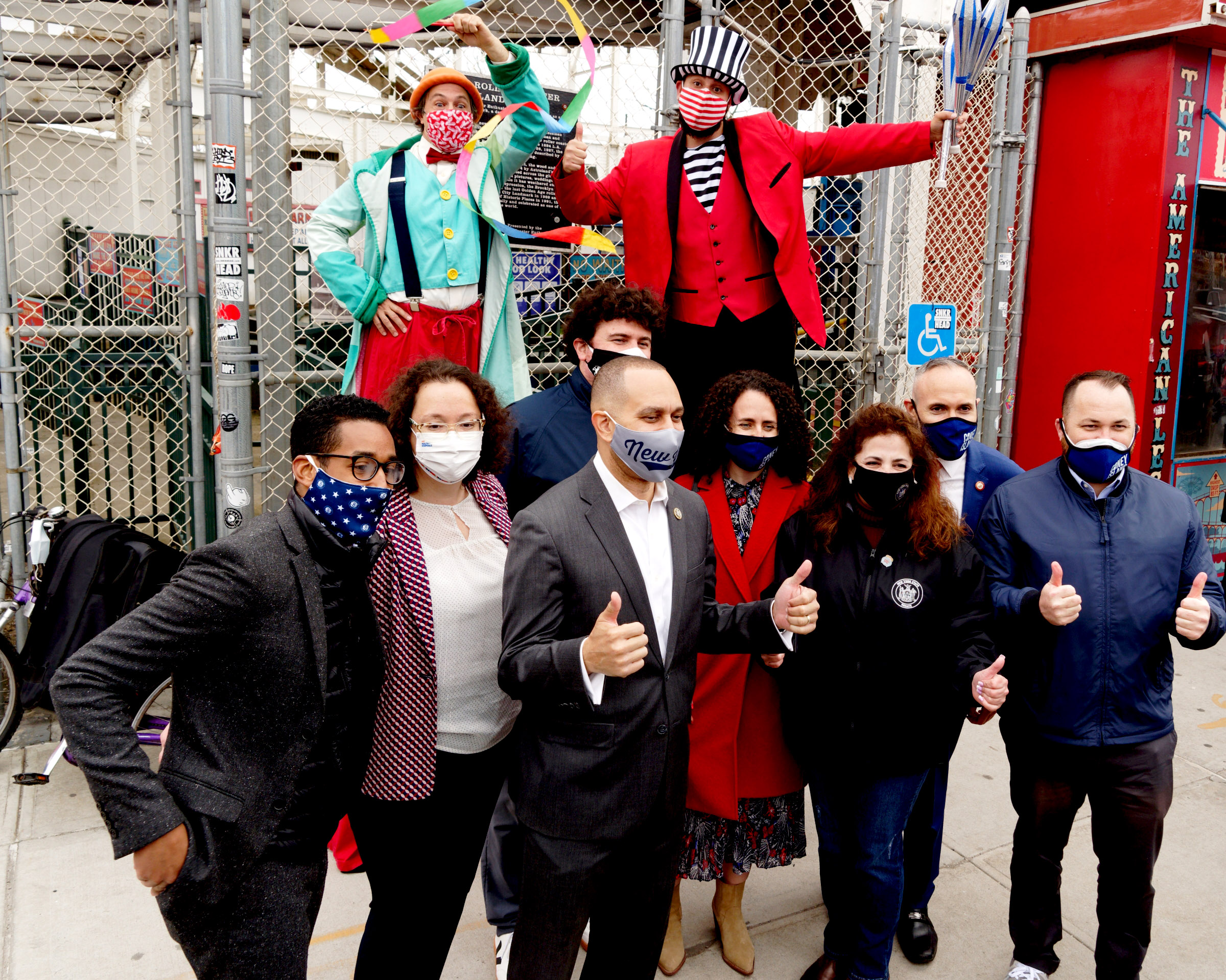 Luna Park Day!